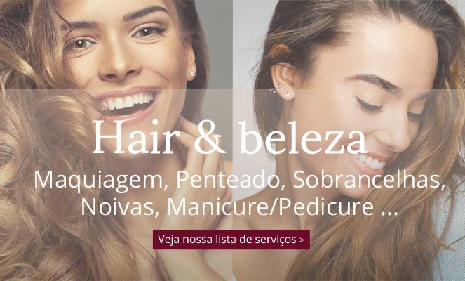 The Hair Salon - Cabelo e Maquiagem